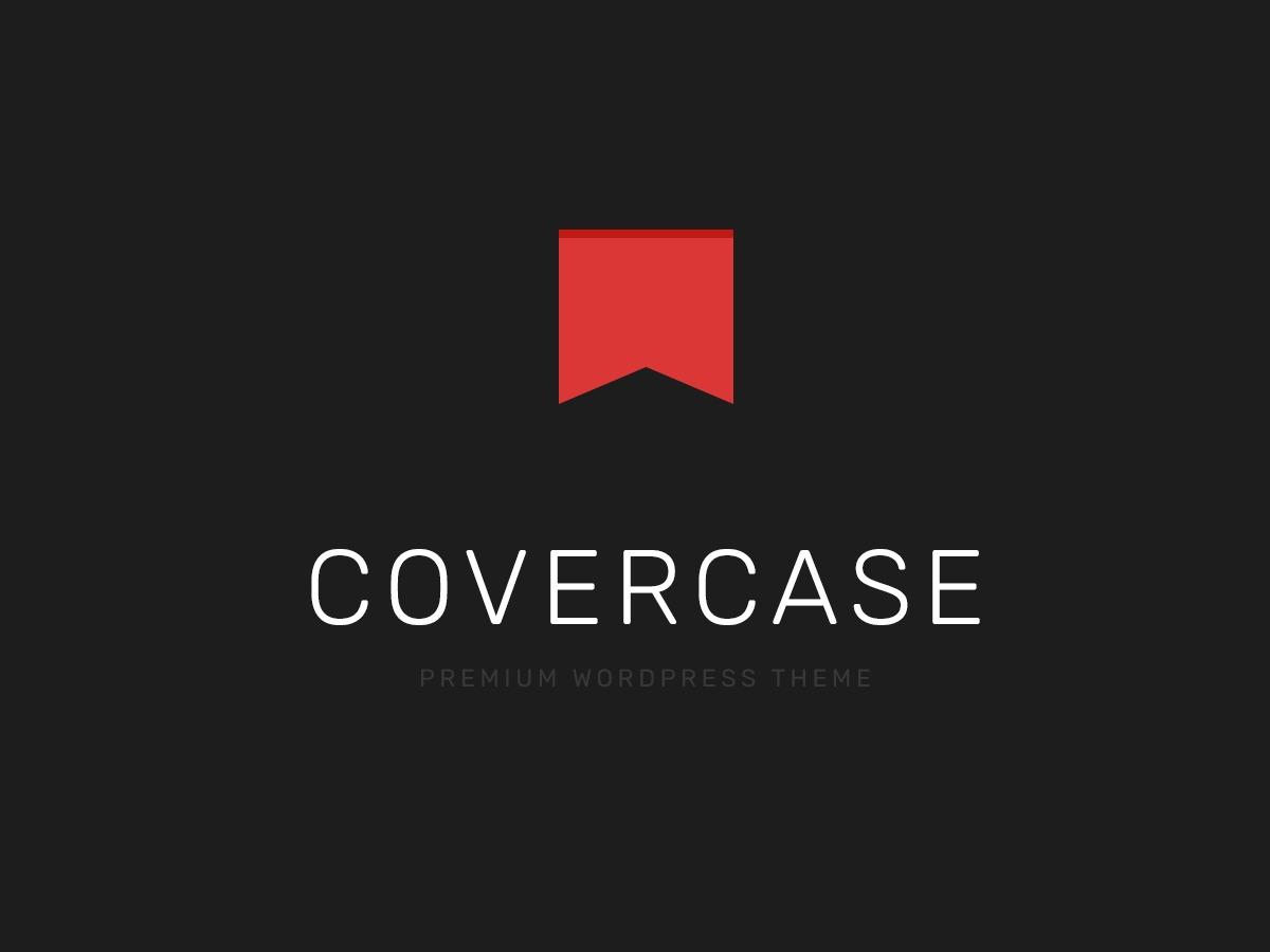 Covercase Child WordPress store theme