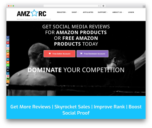 Free WordPress Amazon Product in a Post Plugin plugin - amzrc.com