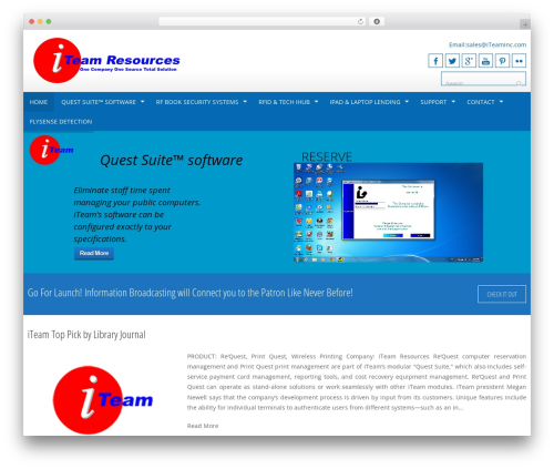 Free WordPress Social Share WordPress Plugin – AccessPress Social Share plugin - iteaminc.com