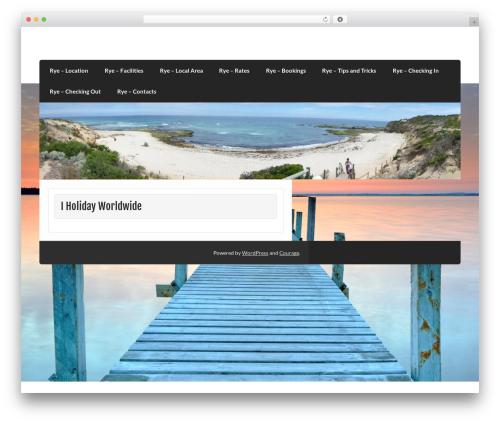 Courage WordPress free download - iholidayworldwide.com