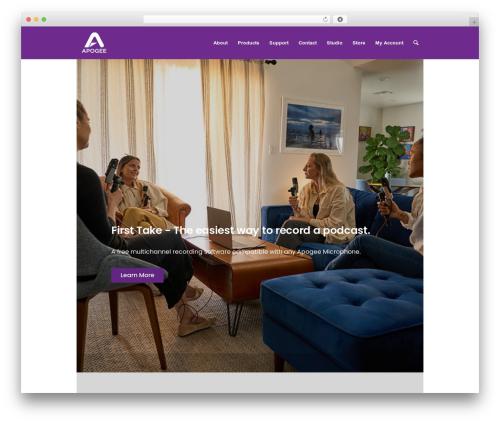 WordPress wordpress-store-locator plugin - apogeedigital.com