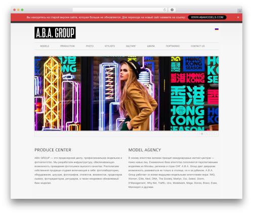 Free WordPress FancyBox plugin - abamoscow.com