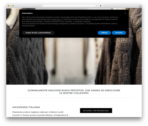 Free WordPress Cookie Notice for GDPR plugin - italian-sweater-woman.com