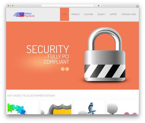 Best WordPress theme cherry - alliedpaymentgateway.com