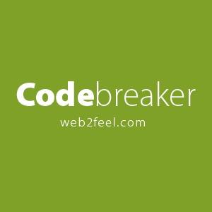 Codebreaker WP template