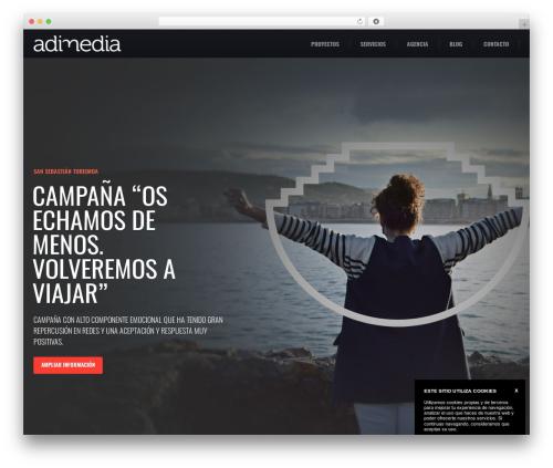 Theme WordPress () Craft - adimedia.net