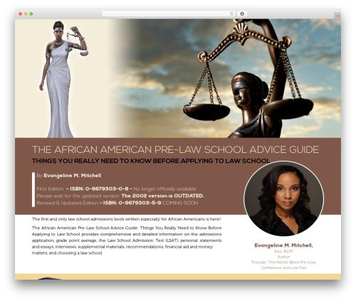 Twenty Thirteen theme WordPress free - africanamericanprelawschoolguide.com