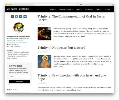 WordPress facebookpopuppro plugin - allsaintsjordanhill.org.uk