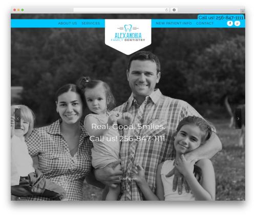 WordPress chillout-plugin plugin - alexandriafamdentistry.com