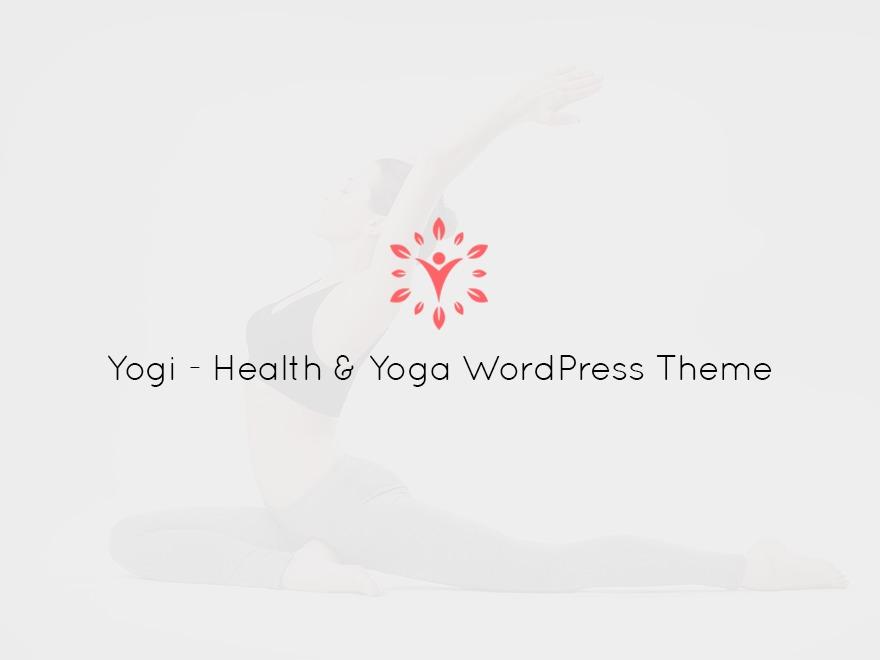 Best WordPress theme NOO Yogi Child Theme