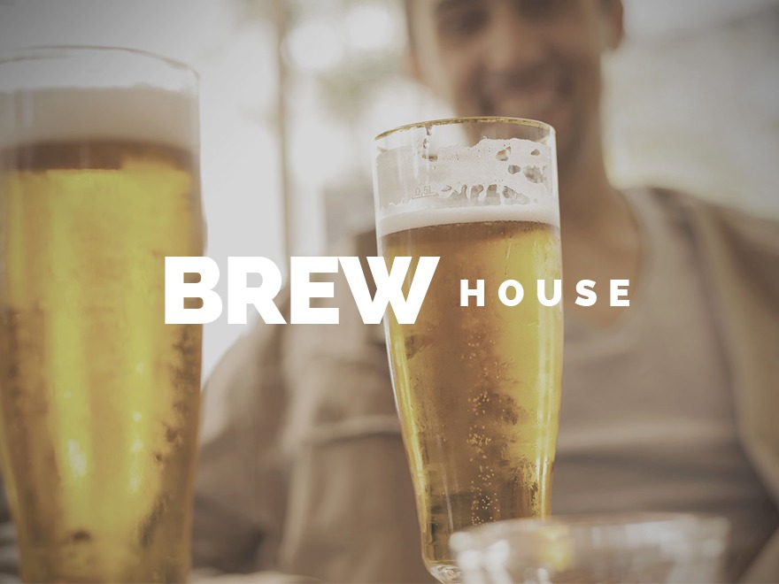 Brew House WordPress theme