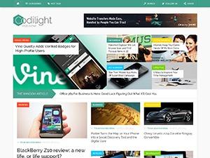 Codilight Child premium WordPress theme