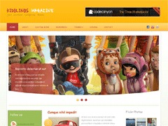 KidolinosMagazine WordPress news theme