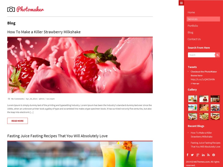 PhotoMaker best WordPress gallery