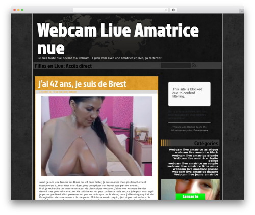 Ping WordPress template - webcamliveamatrice.com