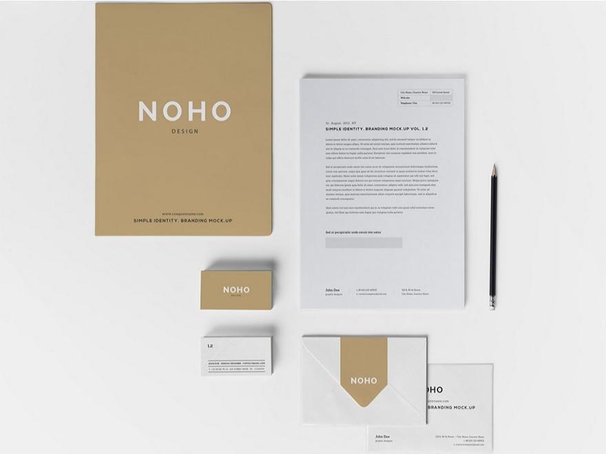 WordPress theme Noho