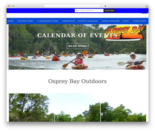 Free WordPress Image in Widget plugin - wordpress.ospreybay.com