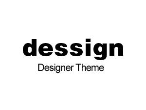 WP template Designer Theme