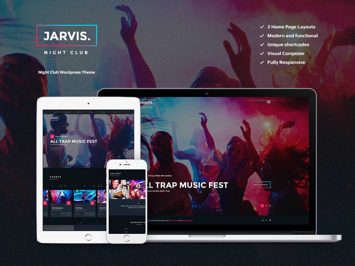 WP template Jarvis