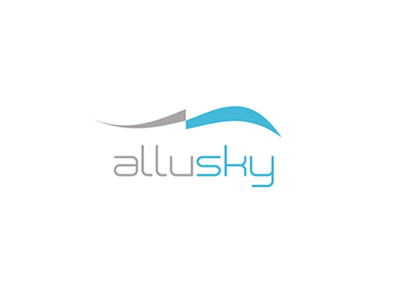 Allusky WordPress theme