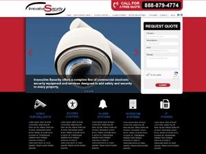 ISSI company WordPress theme