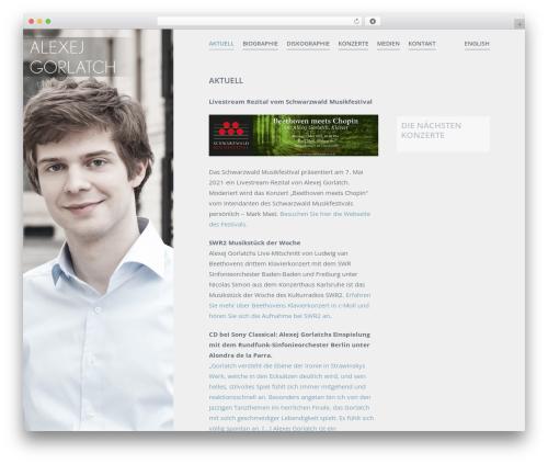 Free WordPress Polylang plugin - alexej-gorlatch.com/aktuell