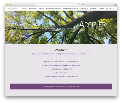 Free WordPress Google Analyticator plugin - accis.fr