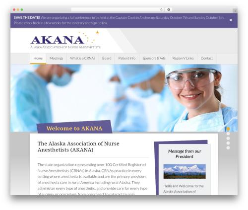 Free WordPress Easy Responsive Tabs plugin - alaskacrna.com