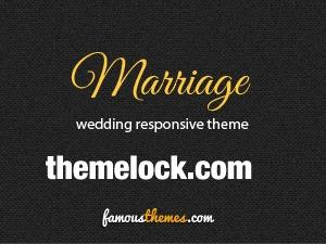 MafiaShare.net -  Marriage Wordpress Theme WordPress wedding theme