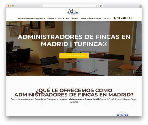 OnePirate WordPress theme free download - administradoresygestiondefincas.com