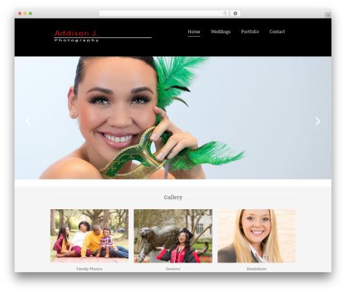 WordPress facebookpopuppro plugin - addisonjphotography.com