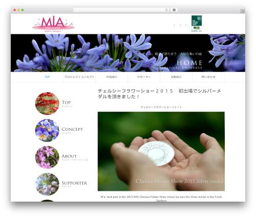 Free WordPress Add Twitter, Facebook Like, Google plus one Social share plugin - aichi-niwa.com