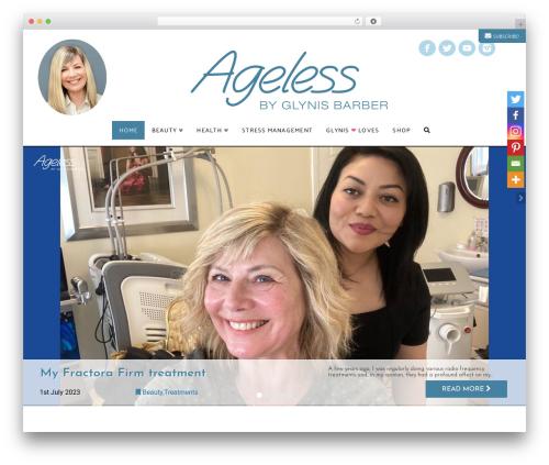 WordPress x-email-mailchimp plugin - agelessbyglynisbarber.com