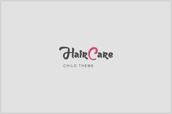 Best WordPress theme Hair Care Child Theme