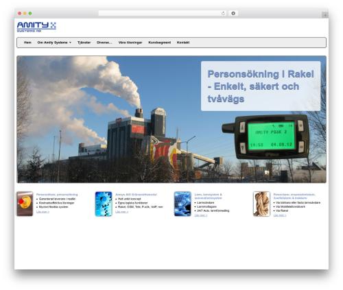 WordPress ajax-quick-subscribe plugin - amity-systems.se