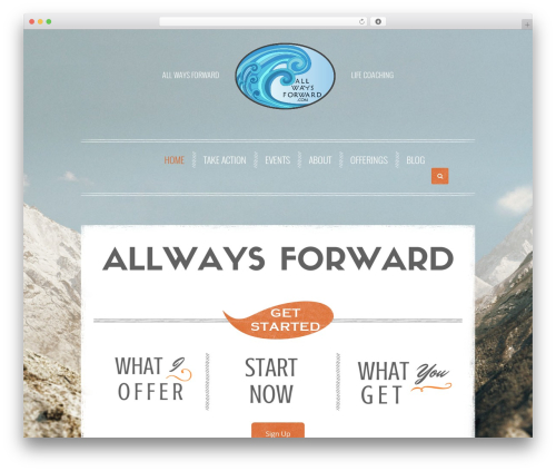 Free WordPress Ultimate Posts Widget plugin - allwaysforward.com