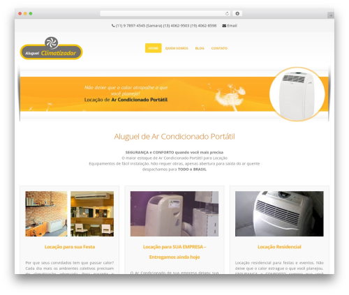 Free WordPress Companion Sitemap Generator plugin - aluguelarcondicionado.com.br
