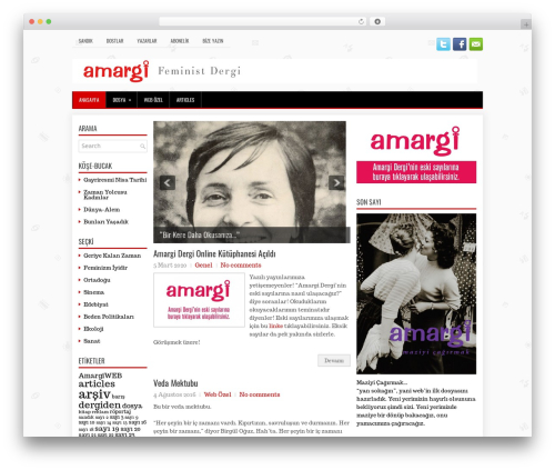 Free WordPress ARVE Advanced Responsive Video Embedder (YouTube, Vimeo, HTML5 Video …) plugin - amargidergi.com/yeni