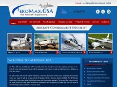 WP theme AeroMax, USA