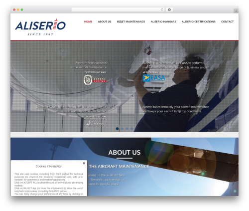 AccessPress Parallax WordPress theme download - aliserio.eu