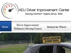 ADJ Driver Improvement Center best WordPress template