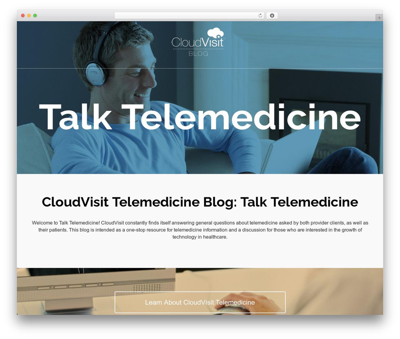 Pinnacle template WordPress free - abouttelemedicine.com