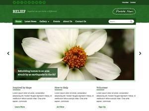 relief-child template WordPress