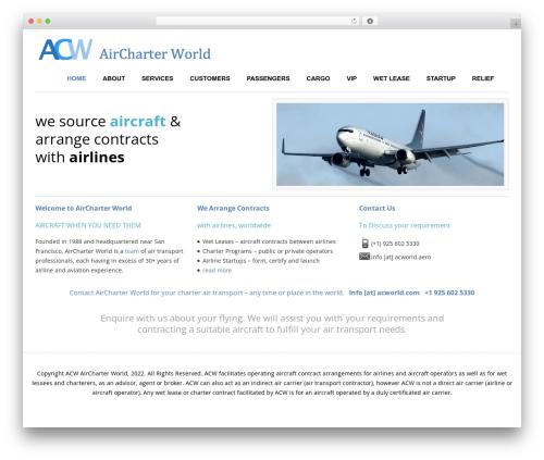 Template WordPress Hookie - airmacaw.com