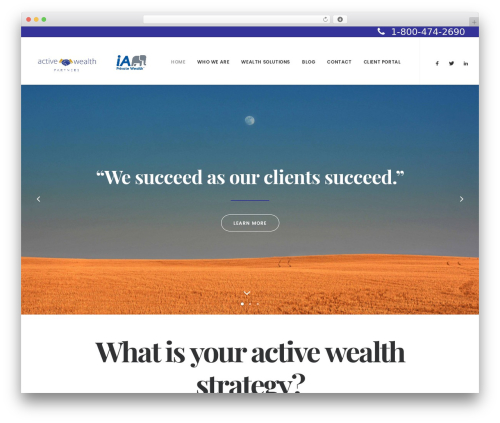 Free WordPress I Recommend This plugin - activewealthpartners.com