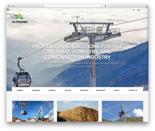 WordPress sitepress-multilingual-cms plugin - altmann-seilbahnen.com