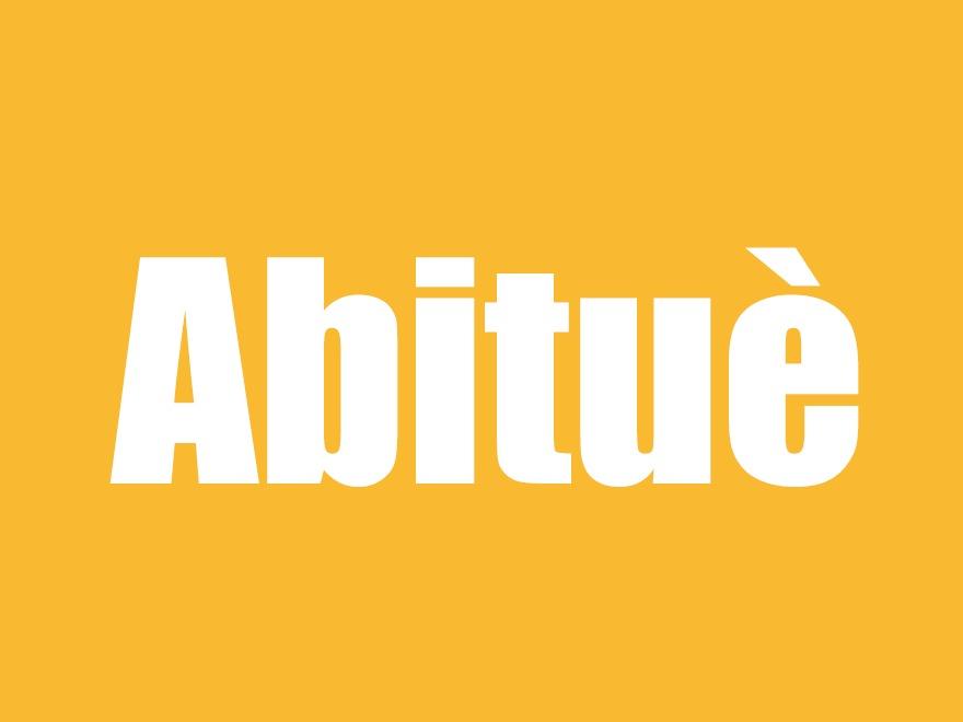Abitue Child template WordPress