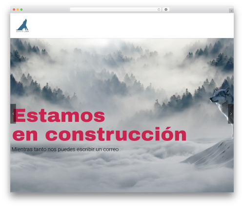 Kora WP theme WordPress - agencialobo.cl