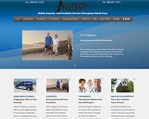 AlltechOP template WordPress