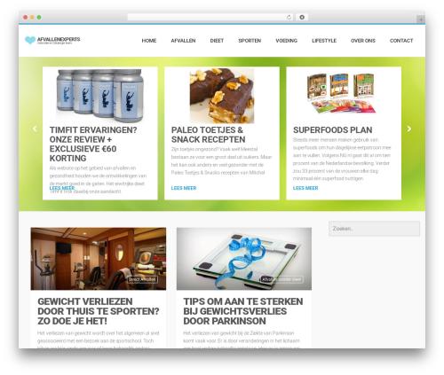 LiteMag by Bluthemes theme WordPress - afvallenexperts.nl